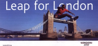 The London Olympics Posters