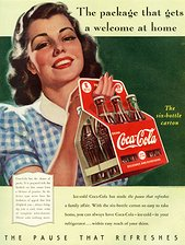 Vintage Coca-Cola Adverts