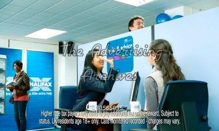 TV Advert (Grab) Halifax 2010s