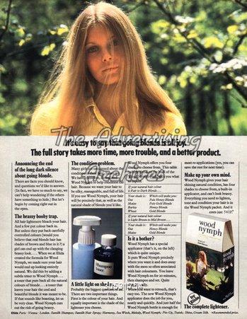 Magazine Advert Elida 1970s