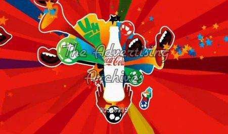 TV Advert (Grab) Coca-Cola 2010s